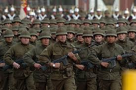 Reforma militar: peligros pasados que pueden volver, peligros presentes que puedenacontecer