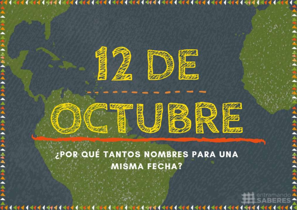12 de Octubre: ¿Día de la Raza? – Una fecha con múltiples nombres ysignificados