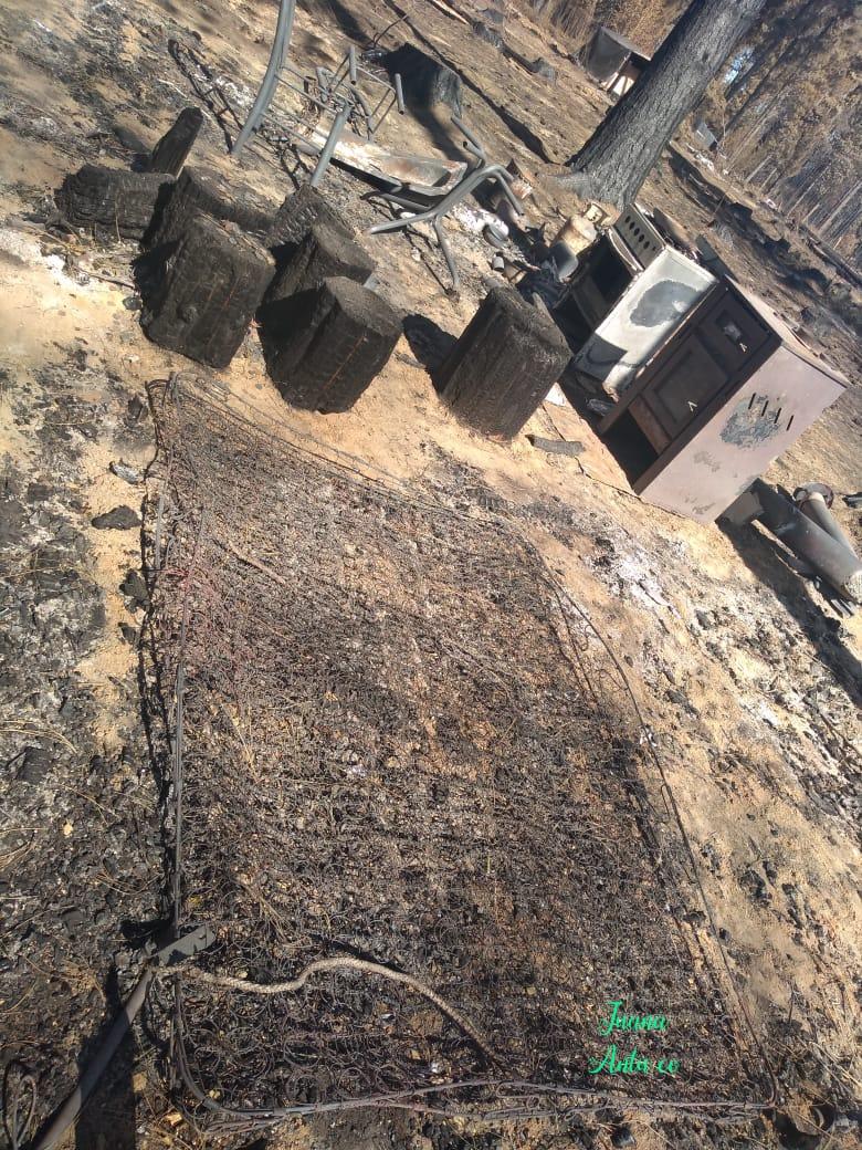 Crónicas de una devastación territorial anunciada: Juana Estela Antieco (Antu co) mapucheTehuelche