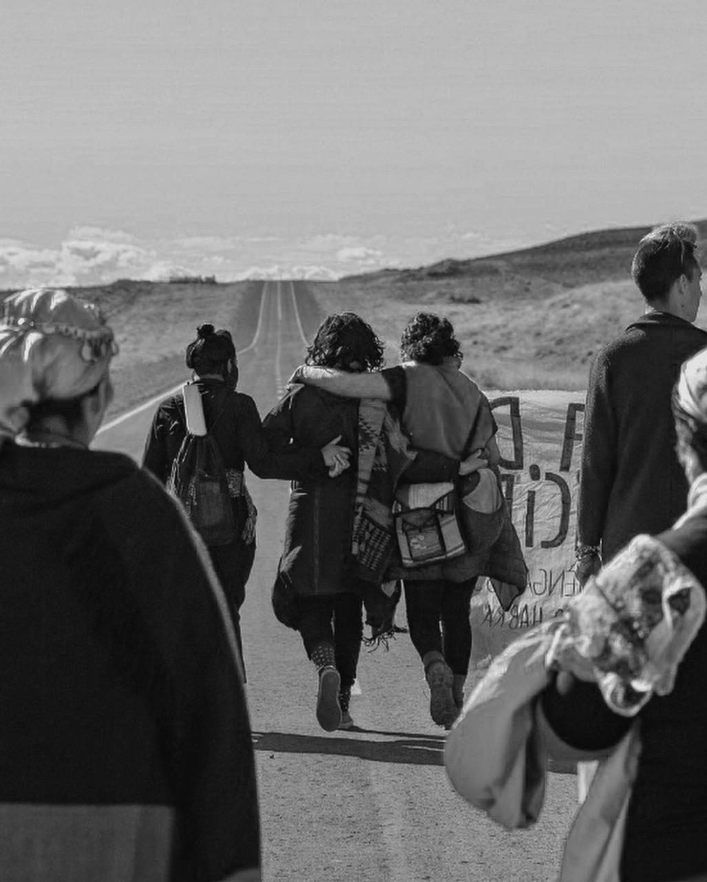 El Movimiento de Mujeres Indígenas llega a Buenos Aires: con la fuerza de las ancestras, caminando por el buenvivir