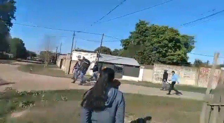 """Una vez más un hecho """"inaceptable"""" de violencia institucional por parte de la policía de la provincia de Chaco contra miembros de pueblos indígenas: muerte represión yheridos"""