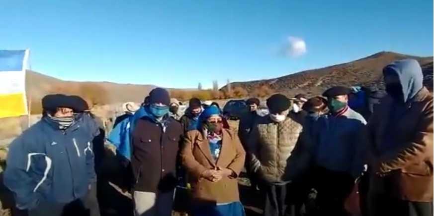 Desalambrar la historia: La comunidad Nahuelpan rehabilitó el caminoancestral