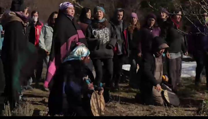Las Memorias de la comunidad Millalonco Ranquehue: El primer wüñoy en nuestroterritorio